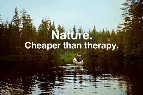 Nature is Therapy